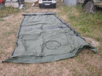 US Army Sale   Tent Temper