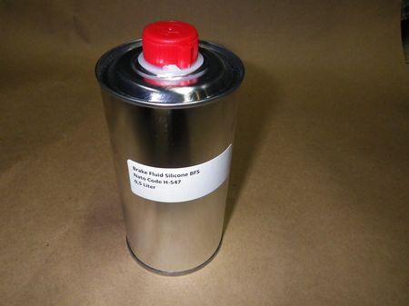 Bremsflüssigkeit Silikon US ARMY 0,5 Liter