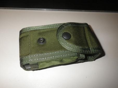 Bianchi M1025 Doppel-Magazintasche oliv US ARMY