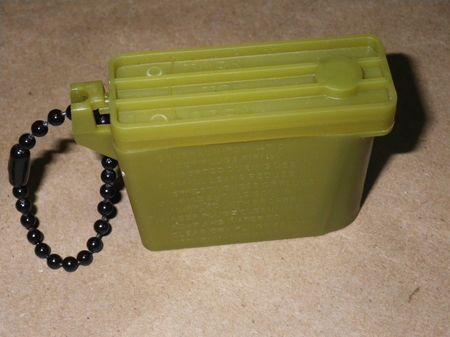 Behälter Gehörschutz Ohrstopfen US ARMY