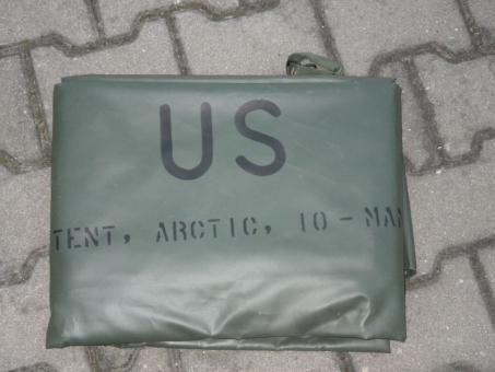 Packhülle Zelt, Hexagonal + 10 Man Arctic Tent