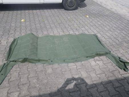 2 mann Softtop Arctic grün M998 HMMWV