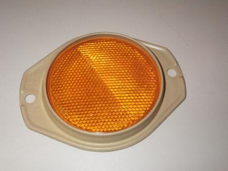 Reflektor flach, orange HMMWV