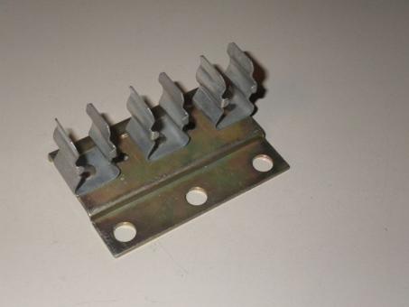 Klemmhalter 3-fach für Kabel M-Serie Anhänger