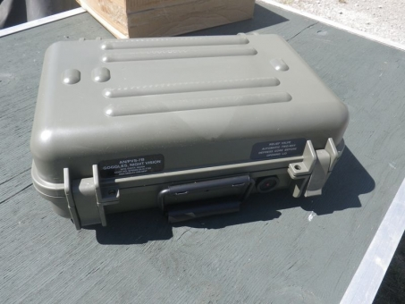 Transportkoffer Nachtsichtgerät AN/PVS-7 US ARMY