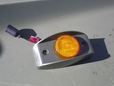 LED Seitenbegrenzungsleuchte orange HMMWV