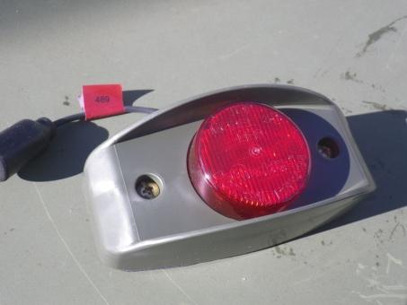 LED Seitenbegrenzungsleuchte rot HMMWV