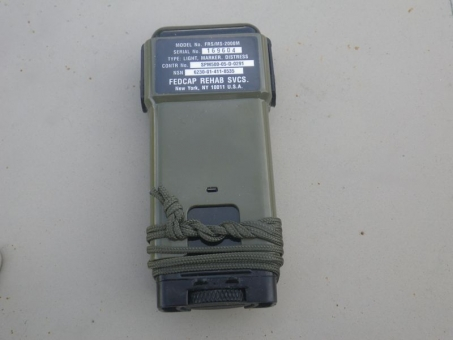 Light Marker Distress MS-2000M, Survival