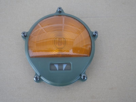 Blinkerglas orange M-Serie Kunststoff