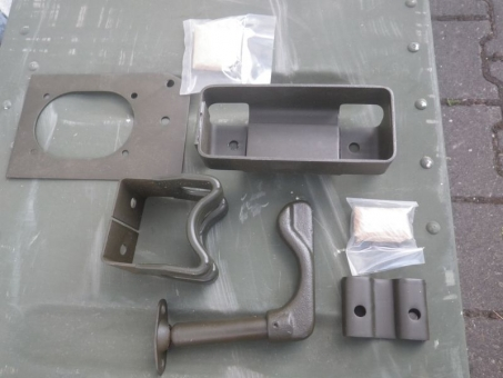 M16 Gewehrhalterungset M151 Ford MUTT