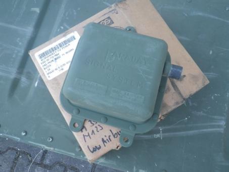 Warnsignal Luftdruck Bremse M35, M52, M800, M123 Trucks