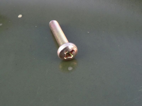 Schraube Verdeckgestänge M35, M52, M800, M900,