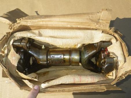 Kardanwelle Mitte Geländestapler Case M4K US ARMY
