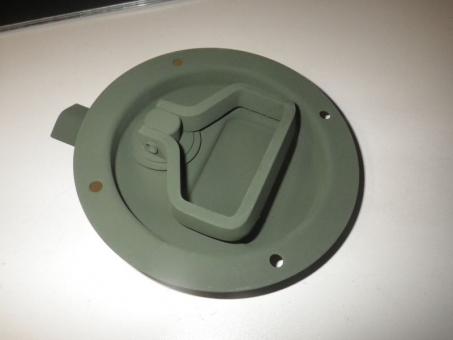Verschluss Gehäusedeckel Generatoren MEP-803  US ARMY