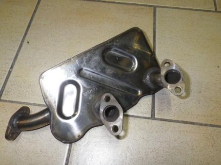 Auspuffschalldämpfer zweizylinder Stromaggregat US