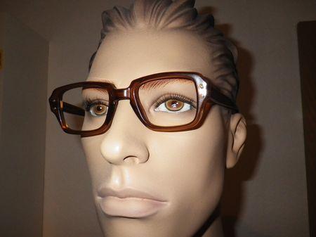 Brillengestell, Dienstbrille US ARMY , NERD Brille