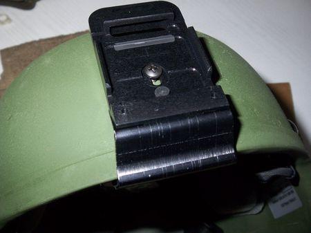 NVG Mounting Bracket für ACH / MICH / CVC Helmets