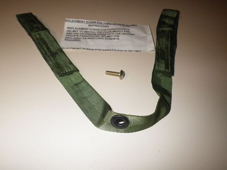 Retention Strap PARA Helmet PASGT US ARMY
