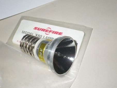 Surefire X80 Ersatzbrenner