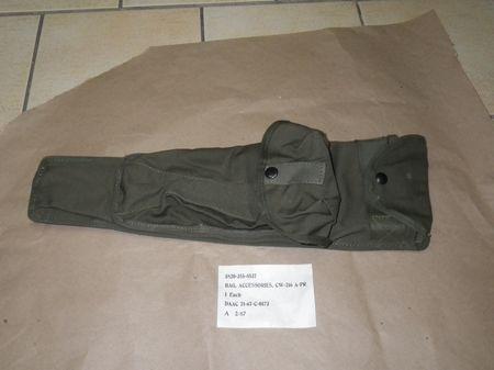 Tasche Zubehör PRC-10, CW-216A/PR , US ARMY