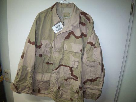 US Helmbezug 6-color desert gebraucht